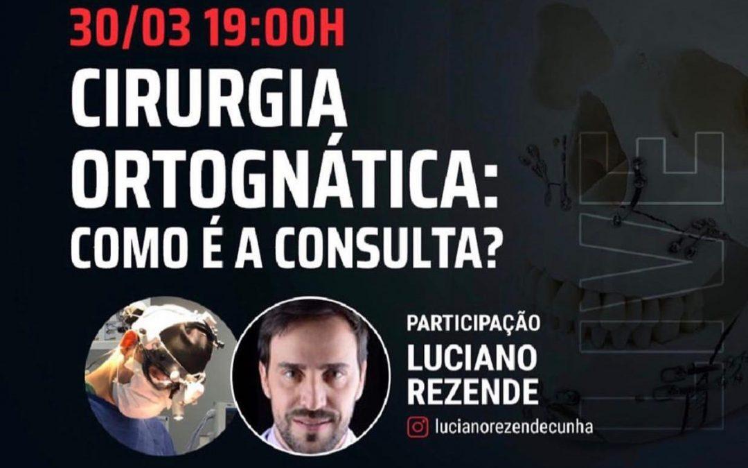 Dr. Luciano e Dr. Roinaldo Leite – Cirurgia Ortognática: Como é a consulta? (LIVE)